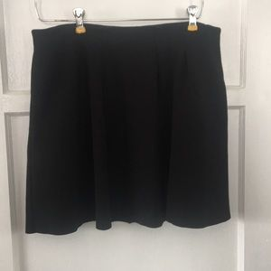 Madewell flirty skirt